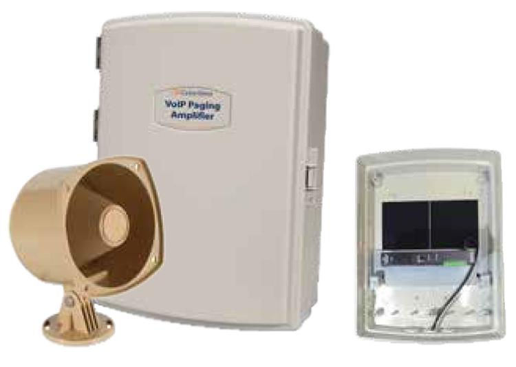 تصویر کامل  Cyberdata VoIP V2 Loudspeaker Amplifier