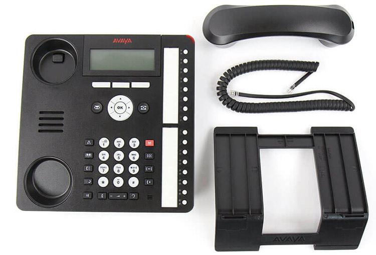 به همراه اجزاءAvaya 1616 IP Phone