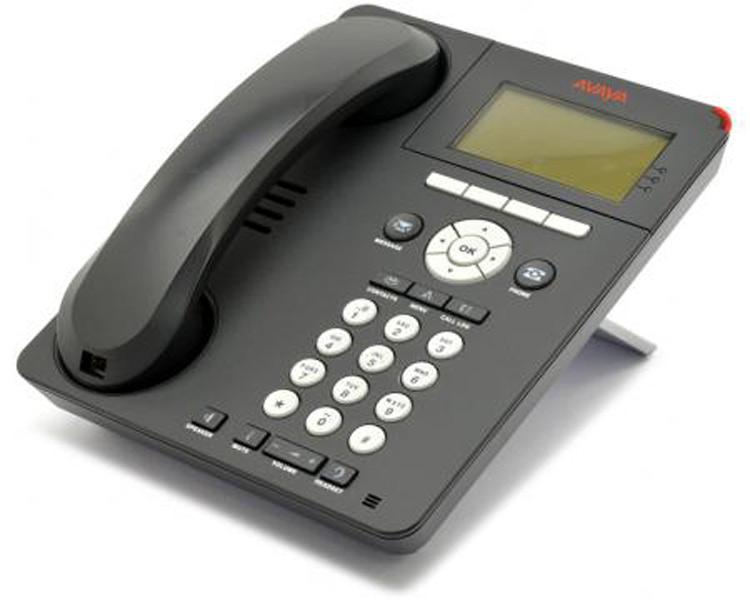 نمای جانبی Avaya 9620 IP Phone