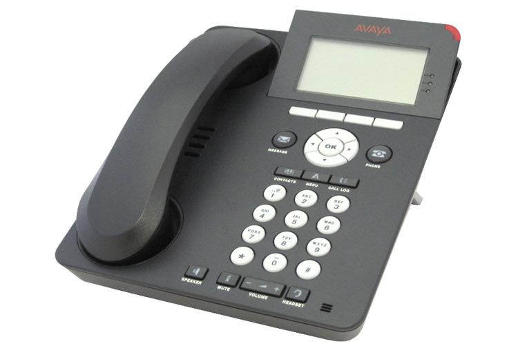 تصویر سمت جپ Avaya 9620 IP Phone