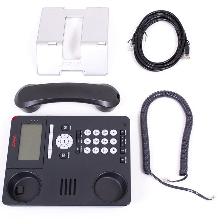 همراه با قطعات تشکییل دهنده Avaya 9620 IP Phone