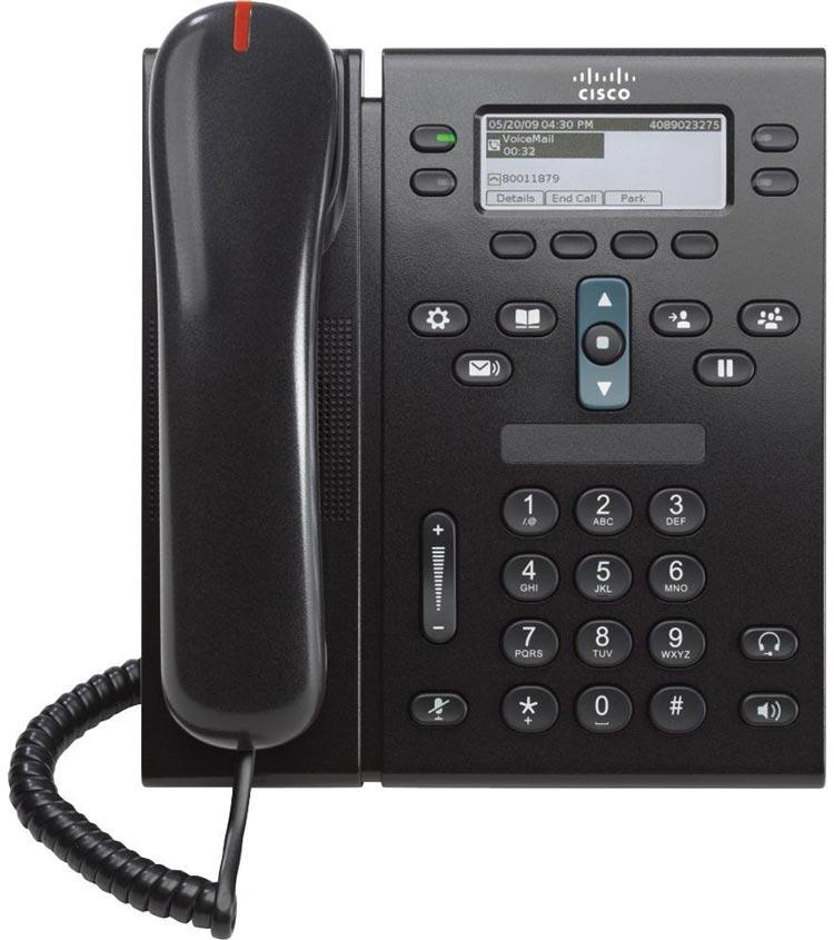 تصویر روبرو Cisco 6941 IP Phone