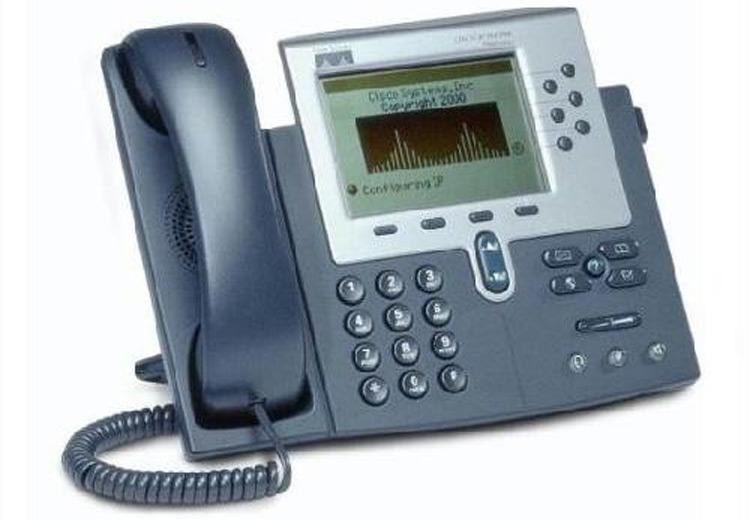 تصویر سمت راست Cisco 7960G IP Phone