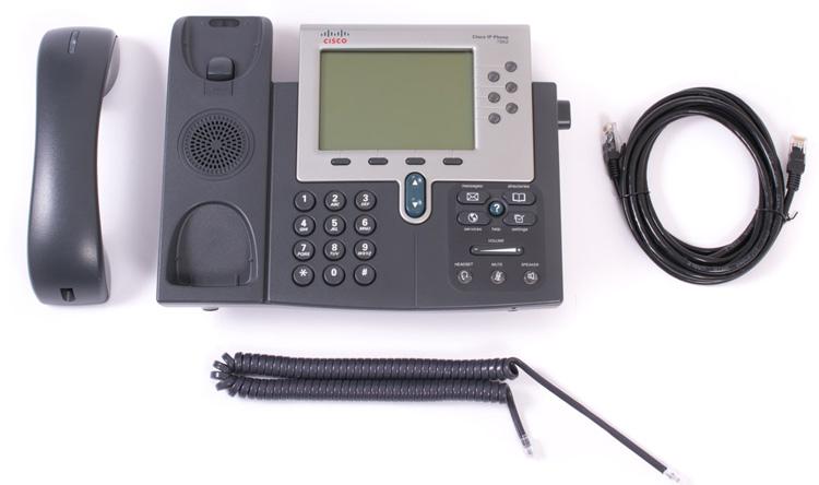 همراه با قطعات Cisco 7962G IP PHONE