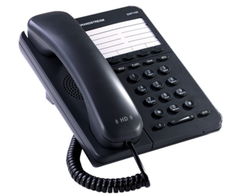 تصویر سمت چپ Grandstream GXP1100/1105 IP Phone