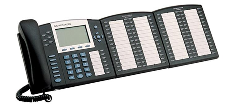 به همراه ماژول های گسترش Grandstream GXP2010 IP Phone