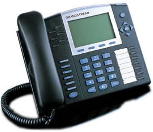 نمای سمت راست Grandstream GXP2020 ip phone