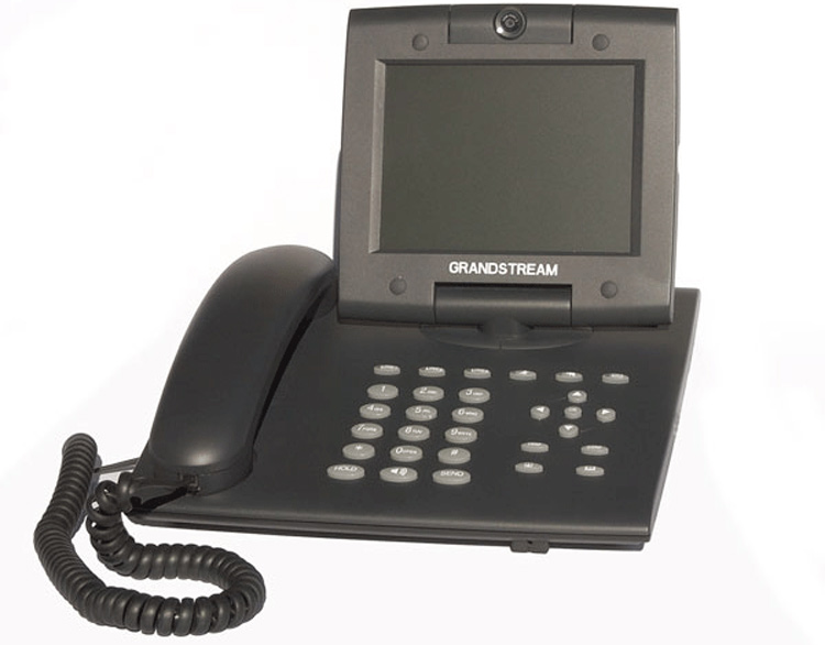 نمای روبرو Grandstream GXV3000 Video IP Phone