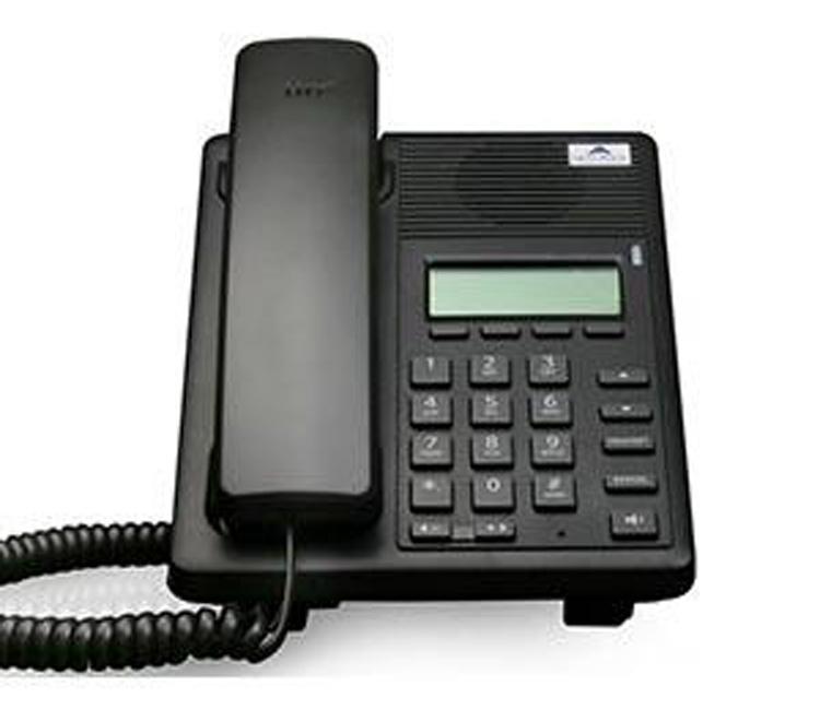 تصویر کامل روبروNewrock NRP1000 IP Phone