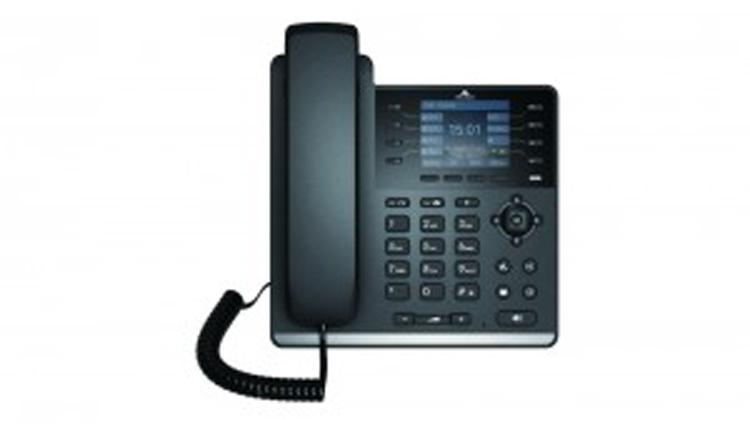 نمای روبرو Newrock-NRP1014P-IP-Phone-1