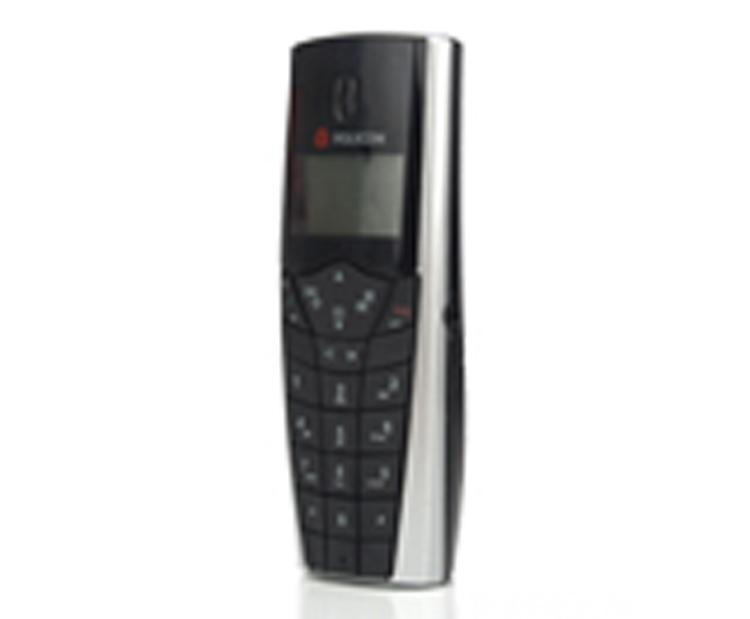نمای کنار Polycom Kirk 2010 Handset Dect Phone