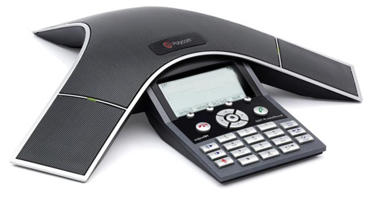 تصویر سمت راست Polycom SoundPoint IP 7000