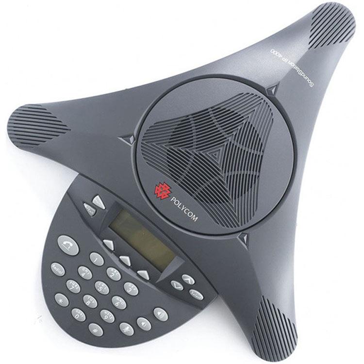 نمای بالا Polycom SoundStation IP 4000
