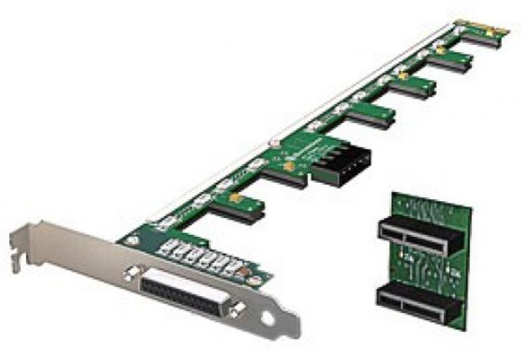 نمای روبرو Sangoma A400RA Analog PCI Card