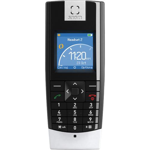 نمای روبرو Snom M3 Handset Dect Phone