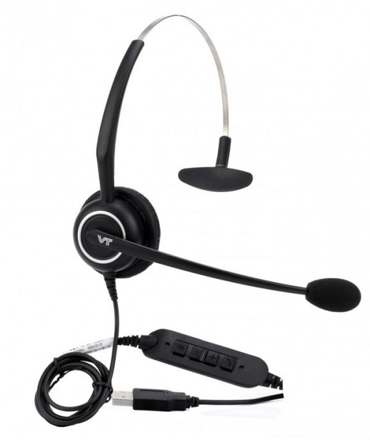 نمای کامل VT5000 UNC Headset