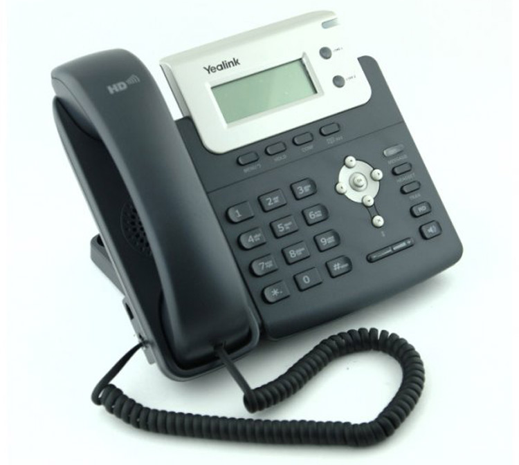 نمای بغل Yealink T20P IP Phone
