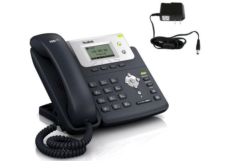 همراه با شارژر Yealink T20P IP Phone