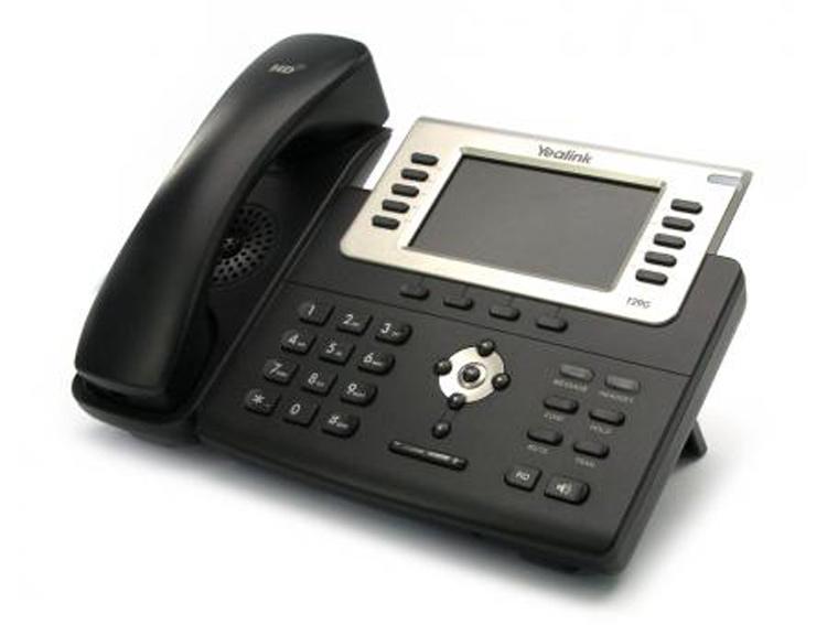 تصویر بغل Yealink T29G IP Phone