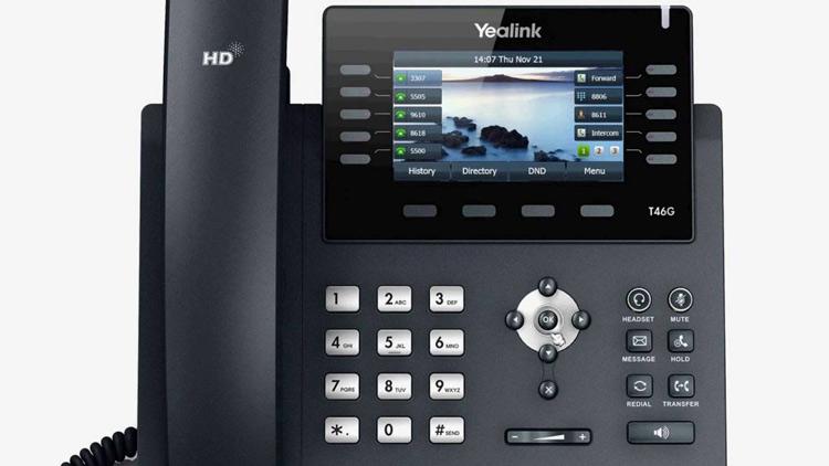 نمای روبرو Yealink-T46S-IP-Phone-2