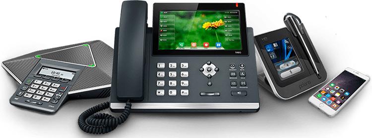 همراه با تجهیزات شبکهYealink-T48S-IP-Phone-3
