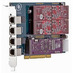 Digium TDM410PLF PCI Card دیجیوم
