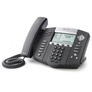 تلفن Polycom SoundPoint 550
