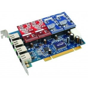 کارت استریسک Atcom AX 400P PCI Card