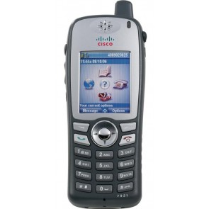 Cisco Unified Wireless IP Phone 7921-2G