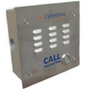 Cyberdata VoIP intercom سایبردیتا