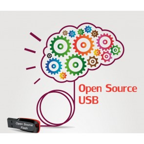 Open Source USB - فلش