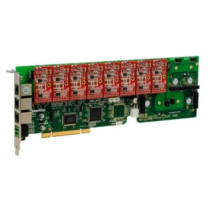 Openvox A1200P Analog PCI Card