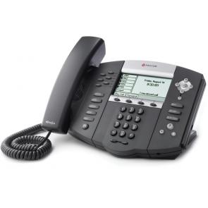 تلفن Polycom SoundPoint 650