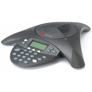 Polycom Soundstation 2 conference phone پلیکام